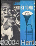 Autographs, Louis Armstrong