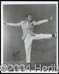 Autographs, Fred Astaire
