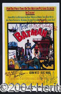 Autographs, Batman