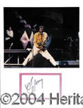 Autographs, Chuck Berry