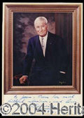 Autographs, Maurice Chevalier