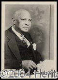 Autographs, WC Handy