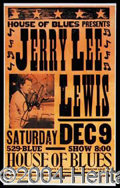 Autographs, Jerry Lee Lewis