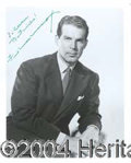 Autographs, Fred MacMurray