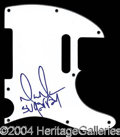 Autographs, Sugar Ray Mark McGrath