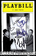 Autographs, The Producers