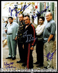 Autographs, The Sopranos