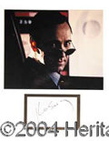 Autographs, Kevin Spacey
