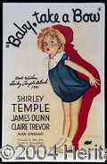 Autographs, Shirley Temple