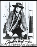 Autographs, Stevie Ray Vaughan