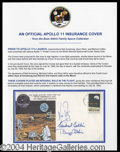 Autographs, Apollo 11