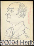 Autographs, Jose Lopez Portillo