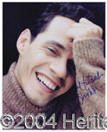 Autographs, Marc Anthony
