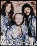 Autographs, The Bee Gees