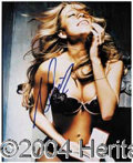 Autographs, Mariah Carey