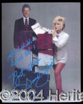 Autographs, Gennifer Flowers