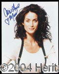 Autographs, Carrie Anne Moss