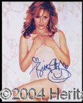 Autographs, Brittany Murphy