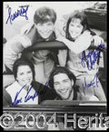 Autographs, Party of Five