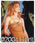 Autographs, Meg Ryan