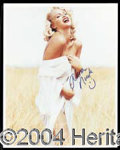 Autographs, Anna Nicole Smith