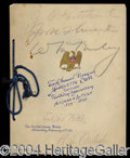 Autographs, William McKinley