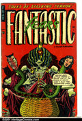 Golden Age (1938-1955):Horror, Fantastic Fears #3 (Farrell, 1953). Condition: GD+....