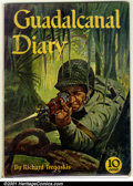 Golden Age (1938-1955):Non-Fiction, Guadalcanal Diary (American Library #2) (David McKay Publications,1943). Condition: FN....