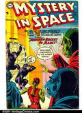 Golden Age (1938-1955):Science Fiction, Mystery in Space #23 (DC, 1955). Condition: FN-....