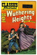 "Golden Age (1938-1955):Classics Illustrated, Classics Illustrated #59 Wuthering Heights - Davis Crippen (""D"" Copy) pedigree (Gilberton, 1949) Condition: VF-...."