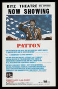 "Movie Posters:Academy Award Winner, Patton (20th Century Fox, 1970). Window Card (14"" X 22""). Academy Award Winner...."