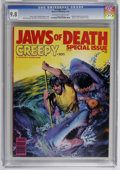 Magazines:Horror, Creepy #101 (Warren, 1978) CGC NM/MT 9.8 Off-white to white pages. ...