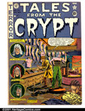 Golden Age (1938-1955):Horror, Tales From the Crypt #25 (EC, 1951). Condition: VG....