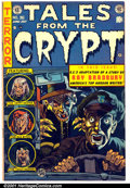 Golden Age (1938-1955):Horror, Tales From the Crypt #36 (EC, 1953). Condition: FN....