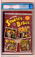 Golden Age (1938-1955):Religious, Picture Stories from the Bible: Complete New Testament EditionGaines File pedigree (EC, 1946). Incredible copy of this lar...