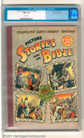 """Golden Age (1938-1955):Religious, Picture Stories from the Bible: Complete """"Life of Christ"""" EditionGaines File pedigree (DC / EC, 1944). Large 96 page square..."""