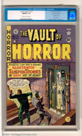 Golden Age (1938-1955):Horror, Vault of Horror #13 Gaines File pedigree 6/9 (EC, 1950). Remember those comics that terrified you as a kid? This was one of ...