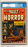 Golden Age (1938-1955):Horror, Vault of Horror #31 Gaines File pedigree 9/12 (EC, 1953). Abeautiful, high grade copy from the classic Gaines File pedigree...