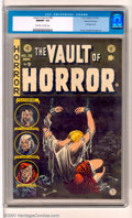 Golden Age (1938-1955):Horror, Vault of Horror #39 Gaines File pedigree 9/12 (EC, 1954). Whysettle for less when you can have the best? According to CGC's...