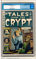 Golden Age (1938-1955):Horror, Tales From the Crypt #23 (EC, 1951). Beautiful high-grade copy witha classic Feldstein cover. A great look on a like-new b...