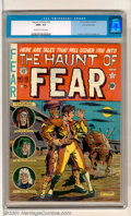 Golden Age (1938-1955):Horror, The Haunt of Fear #10 Gaines File pedigree 2/12 (EC, 1951).Includes a stunning bullfight cover by Al Feldstein and a biogra...