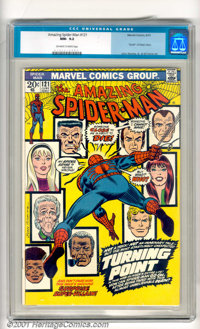 The Amazing Spider-Man #121 (Marvel, 1973). A comic that still sparks controversy, almost thirty years after its publica...