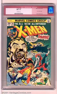 X-Men #94 (Marvel, 1975). The first appearance of the new X-Men in their own title (after their debut in Giant Size X-Me...