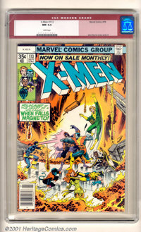 X-Men High-Grade Bronze Age Group (Marvel, 1978-1980). An outstanding lot of high-grade Bronze Age X-Men comics, with co...