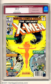 X-Men Bronze Age Group (Marvel, 1979-81). Here's a huge lot of beautiful CGC NM 9.4 issues from the classic years of the...