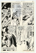 Original Comic Art:Panel Pages, Neal Adams and Dick Giordano - Original Art for Detective Comics#407, page 6 (DC, 1971). Neal Adams redefined the Darknight...