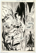 Original Comic Art:Splash Pages, Neal Adams and Dick Giordano - Original Art for Detective Comics#407, page 11 (DC, 1971). An exceptional page from an excep...