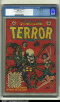 Golden Age (1938-1955):Horror, Startling Terror Tales #11 Northford pedigree (Star Publications,1952). One of the most sought-after of all horror comics ...