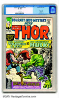 Silver Age (1956-1969):Science Fiction, Journey into Mystery Group (Marvel, 1964). Three high-grade copiesof this classic title starring the Mighty Thor includes i...(Total: 3 Comic Books Item)