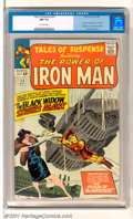 Silver Age (1956-1969):Superhero, Tales of Suspense #53 (Marvel, 1964). Magnificent copy of this early issue stars the Invincible Iron Man, includes the origi...